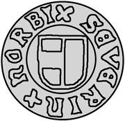 1 Hvid - Søren Norby (Visby) – obverse