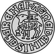 1 Hvid - Christian II (Visby; short flag) -  obverse