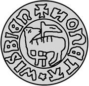 1 Örtug - Eric of Pomerania (Visby) -  reverse