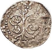 1 Örtug (Visby; type 8) – reverse
