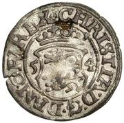 1 Søsling - Christian III (Copenhagen) – obverse
