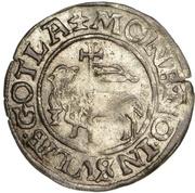 1 Søsling - Christian III (Copenhagen) – reverse
