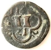 2 Pfennig (Kipper) – reverse