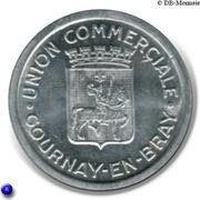 10 Centimes (Gournay-en-Bray) – obverse