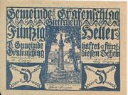50 Heller (Grafenschlag) -  obverse