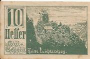 10 Heller (Gramastetten) -  obverse