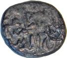 """Jital - Temp. Genghis Khan """"Chingiz Khan"""" - 1206-1227 AD (Nimruz mint) – reverse"""
