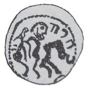 Brakteat - Mieszko III Stary (Gniezno or Kalisz mint) – obverse