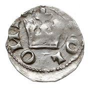 Denar - Przemysł II as king (unknown mint) – reverse