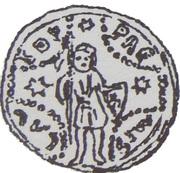 Brakteat - Przemysł I (Poznań mint) – obverse