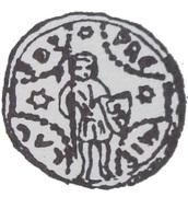Denar - Przemysł I (Poznań mint) – obverse