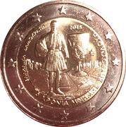 2 Euro (Spyridon Louis) -  obverse