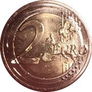 2 Euro (Spyridon Louis) -  reverse