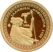 100 Euro (Hera) – reverse