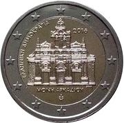 2 Euro (Arkadi Monastery) -  obverse