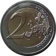 2 Euro (Dimitris Mitropoulos) -  reverse