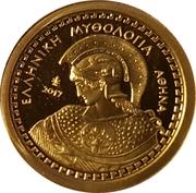 100 Euro (Athena) -  obverse