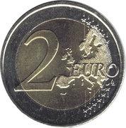 2 Euro (Archeological site of Philippi) -  reverse