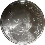 10 Euro (Sofia Vembo) – reverse