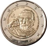 2 Euro (Manolis Andronicos) -  obverse
