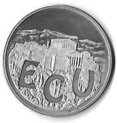 ECU (Homer) – obverse