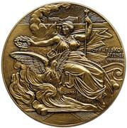 Medal - XXVIII Athens Olympiad – reverse