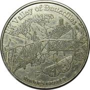 Hellenic Heritage Collectors Coin - Rhodes (Valley of Butterflies) – obverse