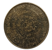 Hellenic Heritage Collectors Coin - Crete (Phaistos Disc) – obverse