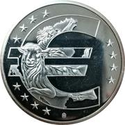 Token - 10 Years Greece Euro – reverse