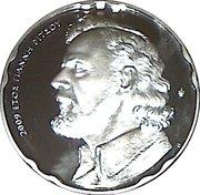 10 Euro (Yannis Ritsos) – reverse