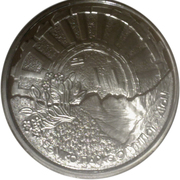 10 Euro (Mount Olympus National Park - Dion) – reverse