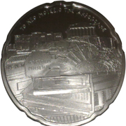 10 Euro (Acropolis Museum) – reverse