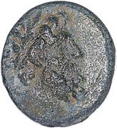 AE19 (Chalkis; Coele-Syria) – obverse