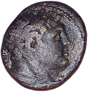Bronze Æ24 (Tyre; Phoenicia) – obverse