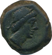 Tetrachalkon - Asander (Phanagoria) – obverse
