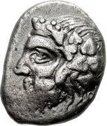 Drachm (Syangela) – obverse