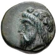 Bronze Æ11 (Syangela) – obverse