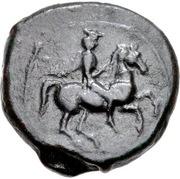 Dichalkon - Derdas II (Elymiotis; Aiani) – obverse
