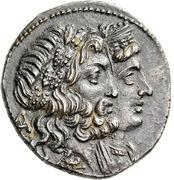 Didrachm (Epirote Republic; Dodona) – obverse