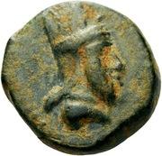 Bronze Æ14 - Tigranes V (Kings of Armenia) – obverse