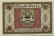 90 Pfennig – reverse