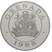 100 Dollars (Grenada dove) -  obverse
