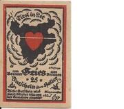 25 Heller (Gries am Brenner) – obverse