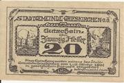 20 Heller (Grieskirchen) -  obverse