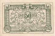 50 Heller (Grieskirchen) -  reverse