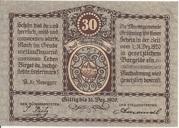 30 Heller (Gröbming) – reverse