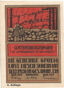 30 Heller (Grödig) – reverse