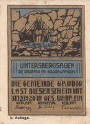 40 Heller (Grödig) – reverse