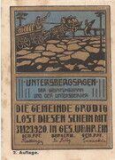 60 Heller (Grödig) – reverse