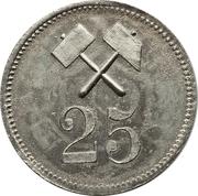 25 Øre (Greenland Mining LTD) – reverse